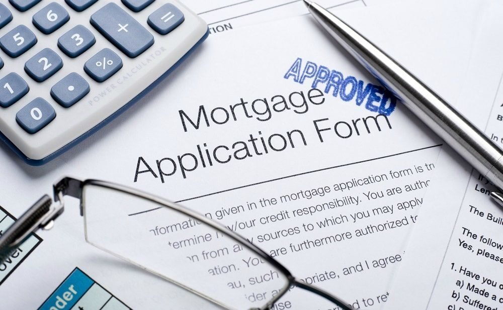 mortgage appliction form