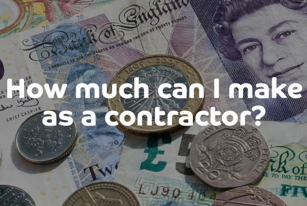 How much can I make as a contractor? Contractor rates