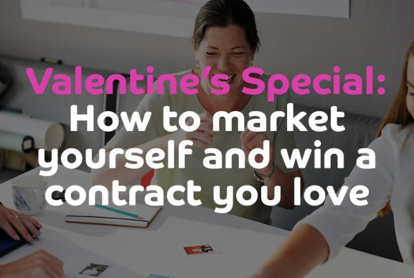 How to market yourself as an independent contractor and win a contract you love