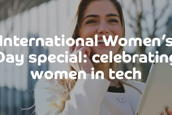 Women In Tech - International Womens Day - ContractingWISE
