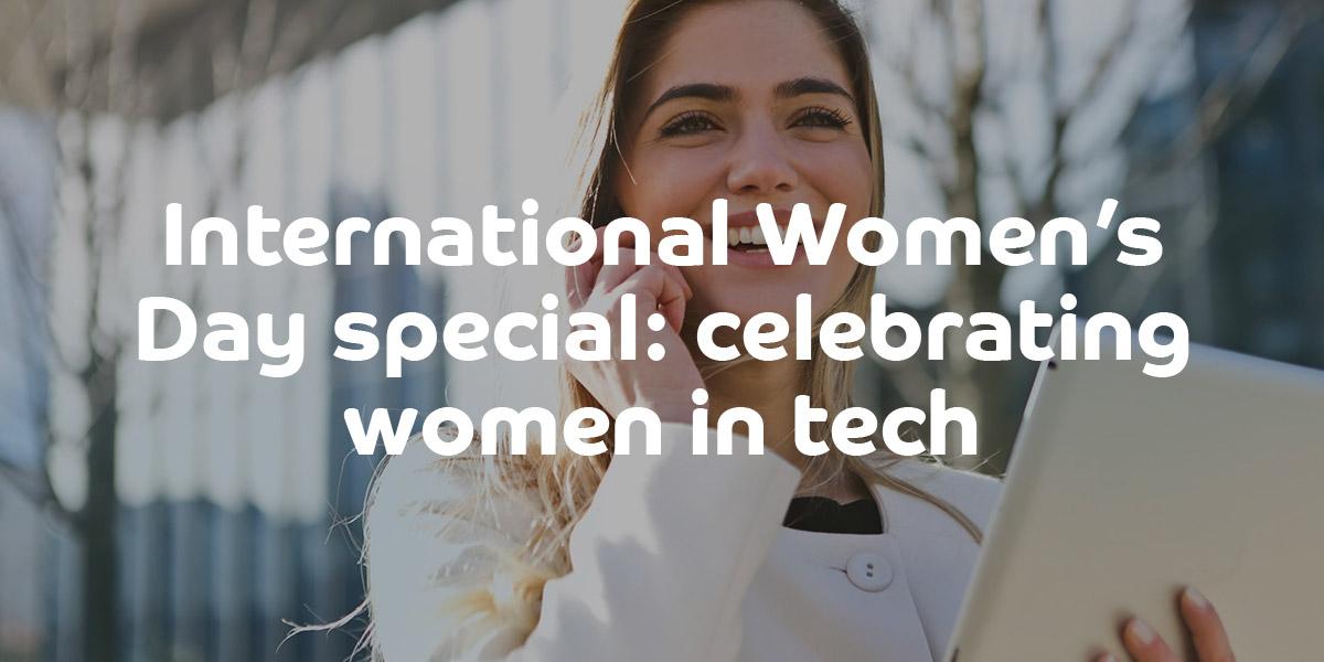 Women In Tech - International Womens Day - ContractingWISE