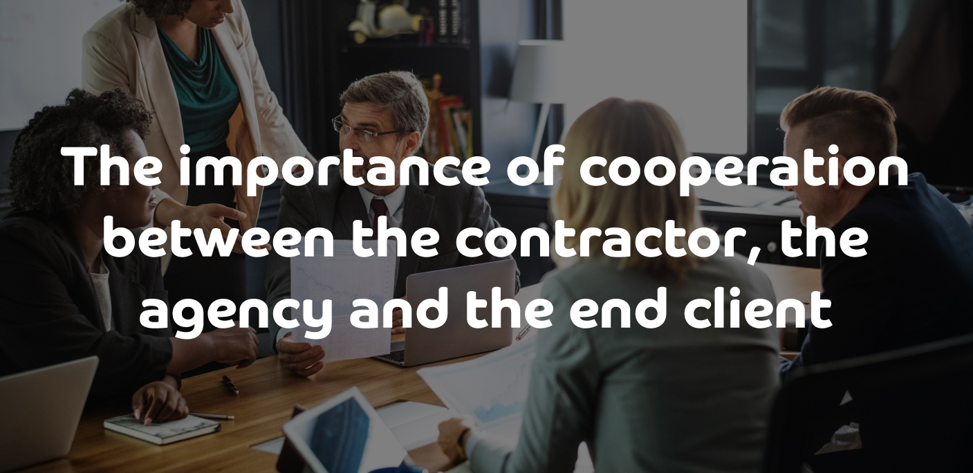 IR35: The importance of cooperation between the contractor, the agency and the end client