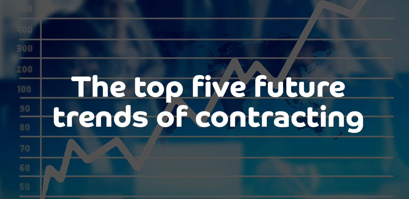 The top five future trends of contracting