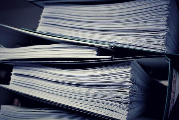 IR35 - Keeping Paperwork Evidence